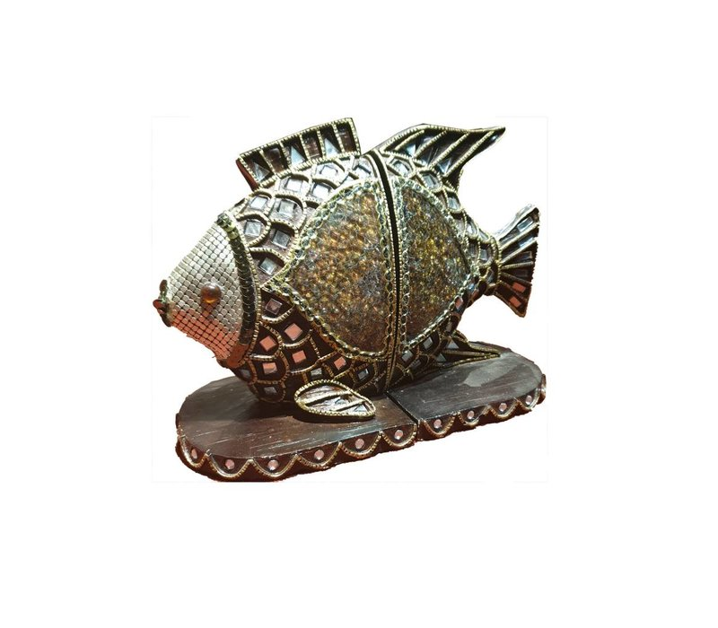 Bookend Fish