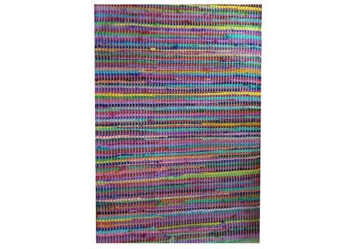 Fine Asianliving Teppich Vielfarbig 160x230cm