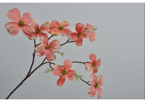 Fine Asianliving DOGWOOD TAK Pink 66 cm