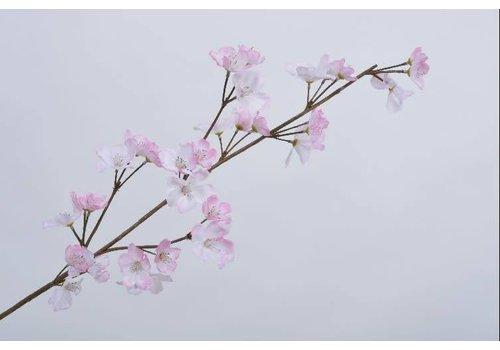 Fine Asianliving BLOSSOM BRANCH PINK 75 cm
