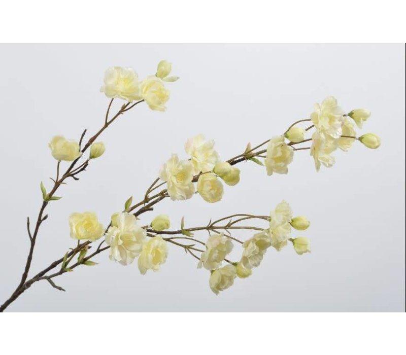 Blossom branch yellow 94 cm