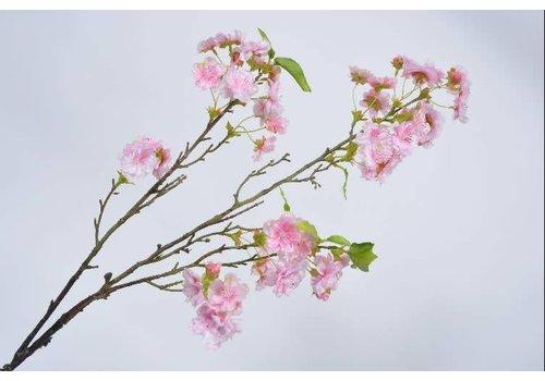 Fine Asianliving Bloesem tak roze 107 cm