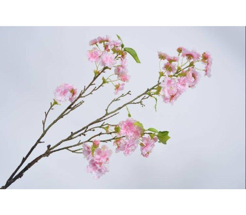 Blossom branch pink 107 cm