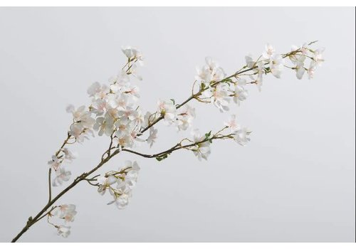 Fine Asianliving Blossom branch cr / roz 130 cm