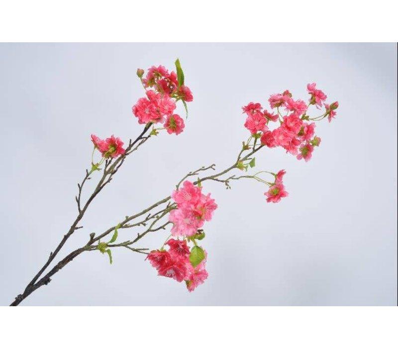 Blossom branch pink dk 107 cm