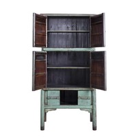 Fine Asianliving Antique Chinese Cabinet Cupboard Mint 1919-1929 20e