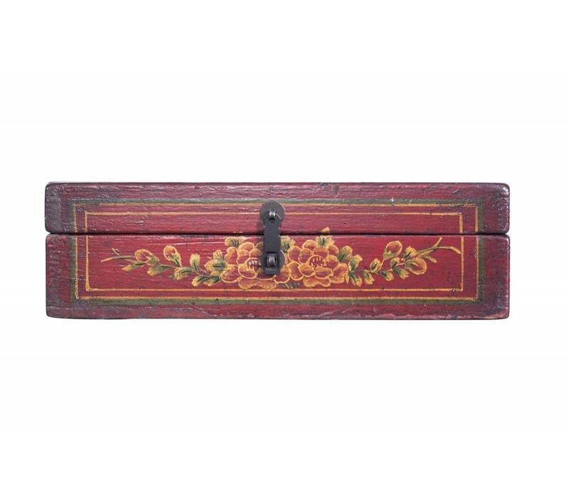 Lage Kist Met Beschilderingen (1919-1925) - China