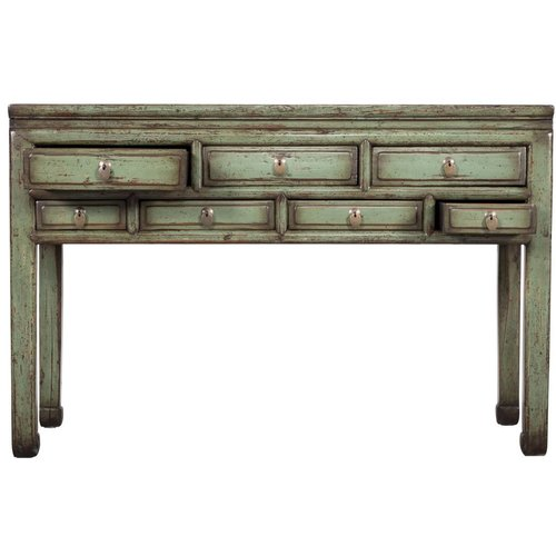Fine Asianliving Chinese Sidetable Vintage Mint