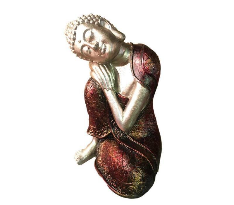 Slapende Boeddha uit Birma M