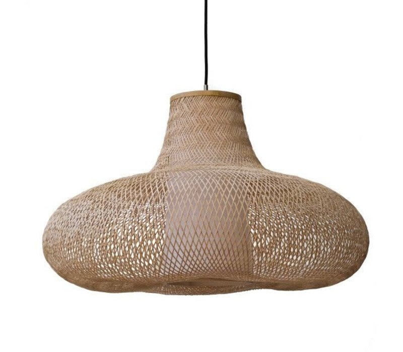 """Fine Asianliving Bamboe Hanglamp Handgemaakt - """"Joy"""""""