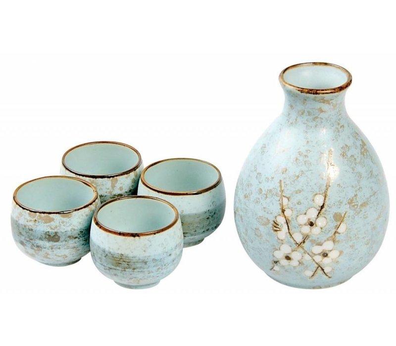 Japanse Soshun Sake Set