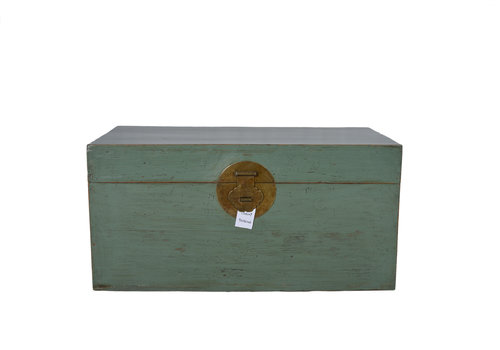 Fine Asianliving Fine Asianliving Antique Box Mint  - Shandong, China