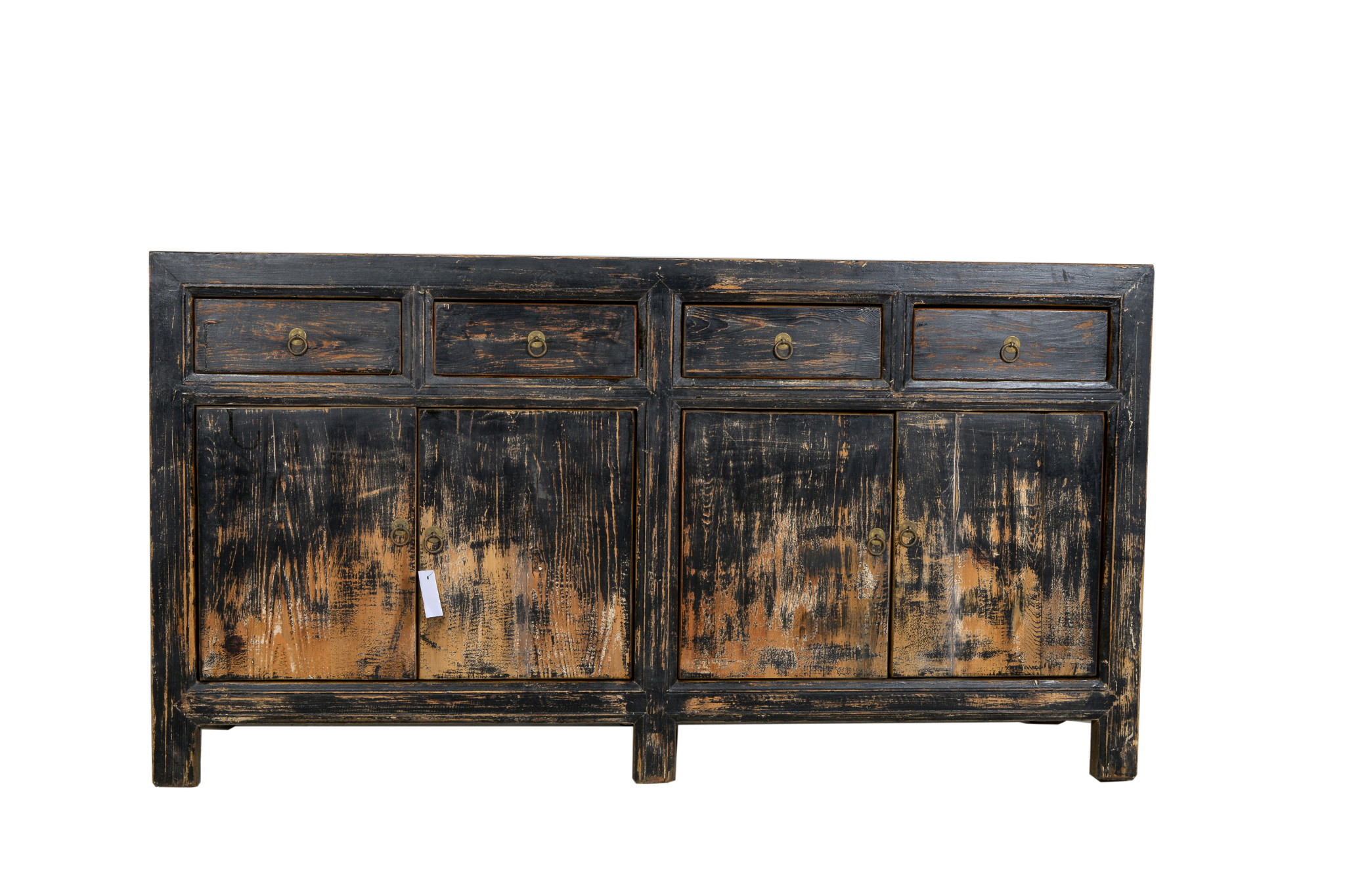 Zwarte Chinese Sidetable.Fine Asianliving Antique Chinese Sideboard Black Light