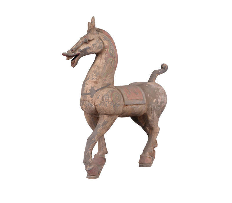 Chinese Horse Left - Beijing, China