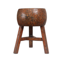 Fine Asianliving Chinese Stool Pattern (may vary slightly)