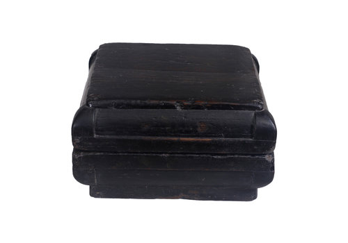 Fine Asianliving Fine Asianliving Antique Storage Box Black - Beijing, China