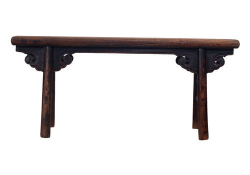 Fine Asianliving Fine Asianliving Antique Chinese Bench - Zhejiang, China