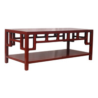 Fine Asianliving Chinese Coffee Table Details