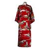 Fine Asianliving Japanse Kimono Geisha Rood