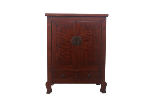 Fine Asianliving Fine Asianliving Small Antique Chinese Cabinet Dark Pattern - Beijing, China