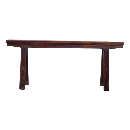 Fine Asianliving Antique Chinese Bench Light - Zhejiang, China