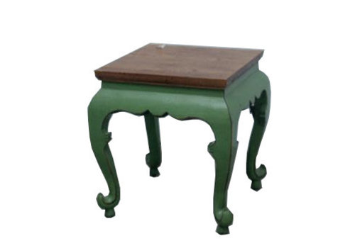Fine Asianliving Chinese Tafel Groen