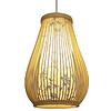 Fine Asianliving Fine Asianliving Deckenleuchte Pendelleuchte Beleuchtung Bambus Lampenschirm Handgefertigt - Chloe