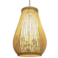 "Fine Asianliving Bamboe Hanglamp Handgevlochten - ""Chloe"""