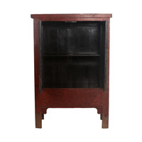 Antique Chinese Wedding Cabinet Gold Painting W126xD58xH183cm