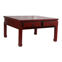 Fine Asianliving Chinese Coffee Table Drawers - Beijing, China