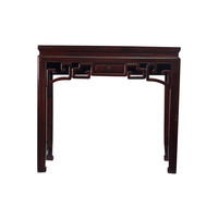 Fine Asianliving Antieke Klein Chinees Sidetable Details Lade - Zhejiang, China