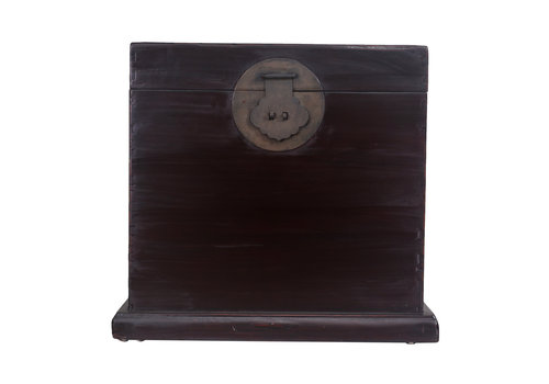 Fine Asianliving Fine Asianliving Antique Storage Box Black - Zhejing, China