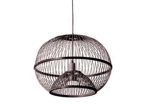 Fine Asianliving Ceiling Light Pendant Lighting Bamboo Lampshade Handmade - Lucas