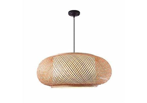 Fine Asianliving Lampe suspendue en bambou - Chantelle