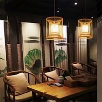 Fine Asianliving Bamboe Hanglamp Handgemaakt -  Alice