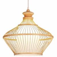 "Fine Asianliving Bamboe Hanglamp Handgemaakt - ""Ophelia"""