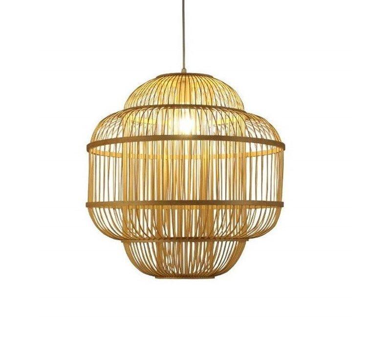 Bamboe Hanglamp Handgemaakt - Evon