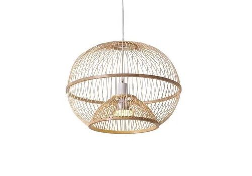 Fine Asianliving Suspension en Bambou Fait Main - Sisley
