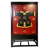 Fine Asianliving Fine Asianliving Chinese Cabinet Handpainted Kimono Qipao
