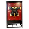 Fine Asianliving Fine Asianliving conçu armoire chinoise Qipao peint à la main