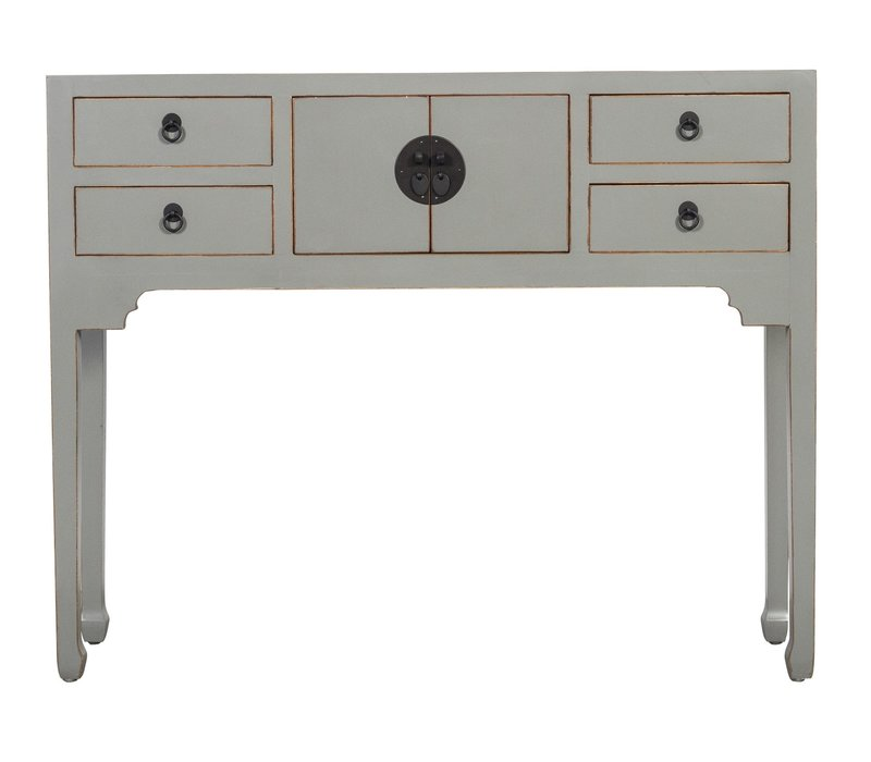 Fine Asianliving Chinese Sidetable Grijs
