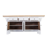 Buffet chinois Asianliving fin avec aile blanche