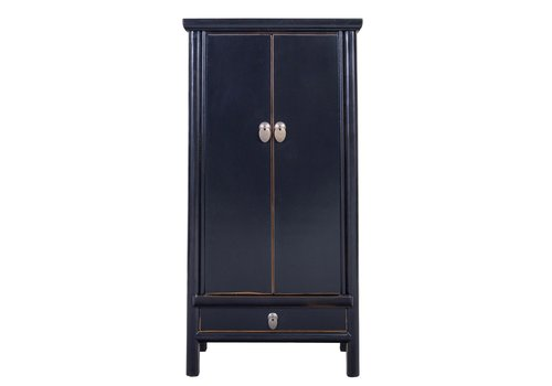 Fine Asianliving Chinese Cupboard Black