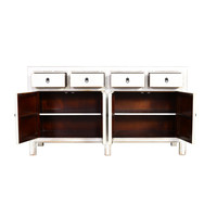 Fine Asianliving Chinees Dressoir Groot Wit