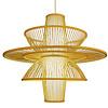 Fine Asianliving Fine Asianliving Ceiling Light Pendant Lighting Bamboo Lampshade Handmade - Nicole