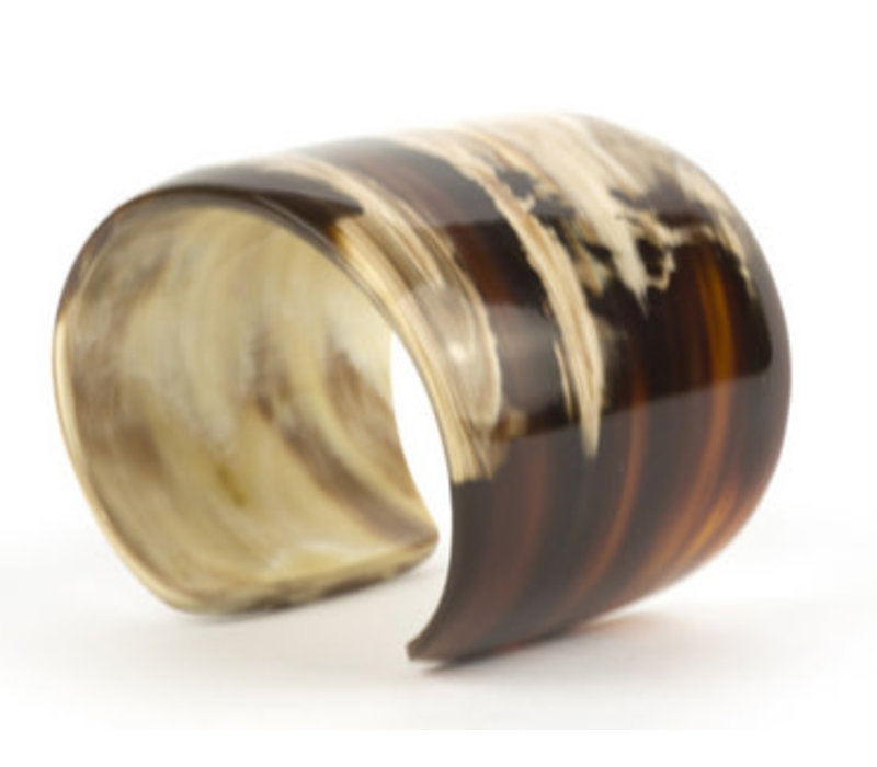 Luxe Armband Buffelhoorn Handgemaakt Vietnam