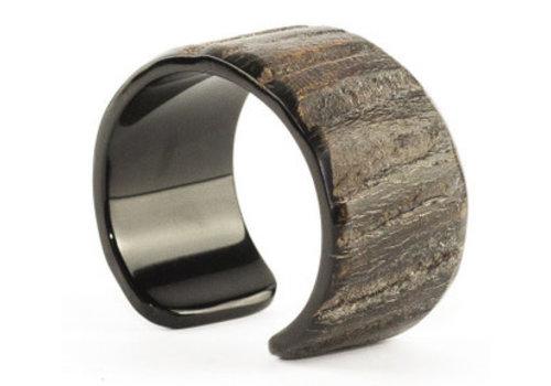 Fine Asianliving Bracelet Raw Buffalo Horn Handmade Vietnam