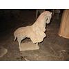 Fine Asianliving Fine Asianliving Chinese Terracotta Paard Tang-Style Aardewerk