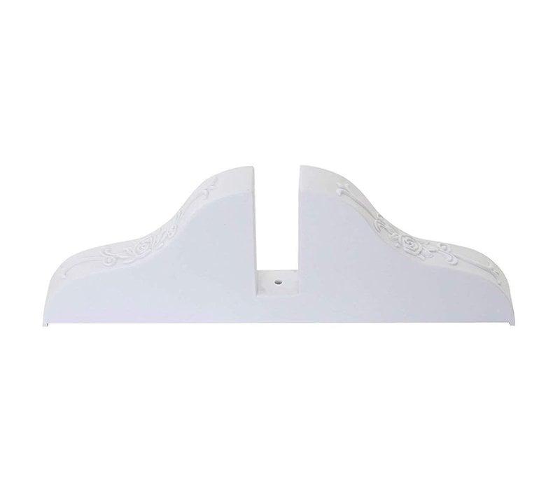 Fine Asianliving Room Divider Stand Holder White