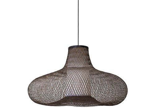 Fine Asianliving Bamboo Hanging Lamp